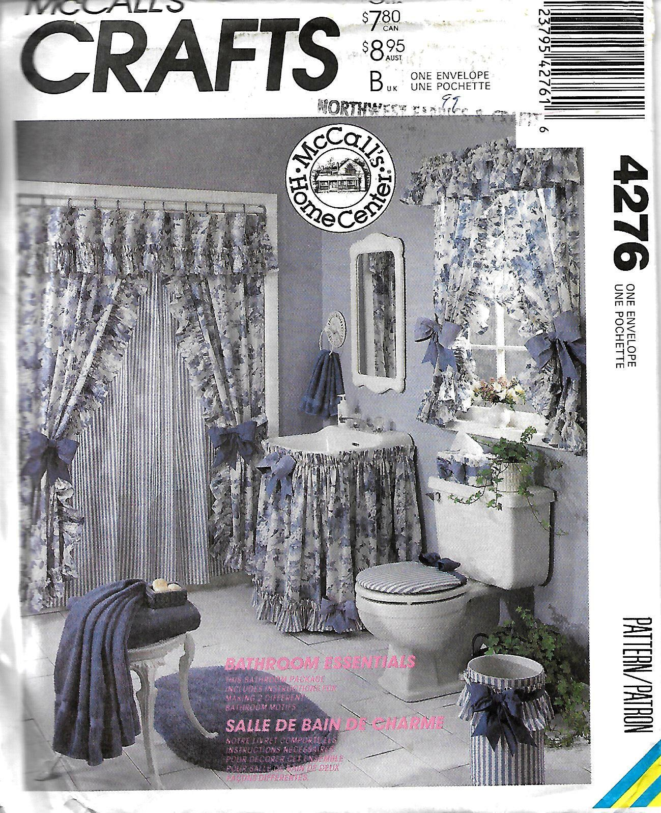 Salle De Bain Shower Curtain ~ shower curtain sewing pattern gopelling net