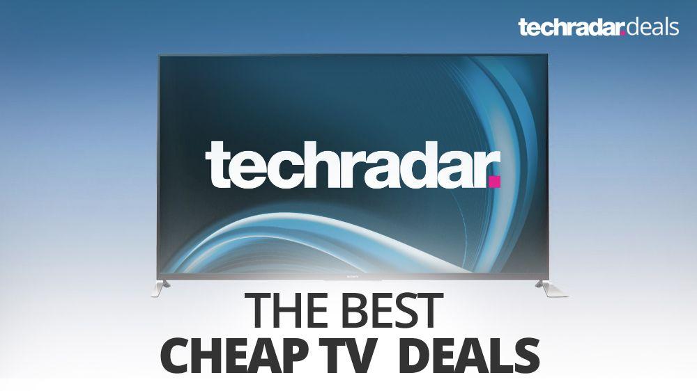 best tv deals 4k smart