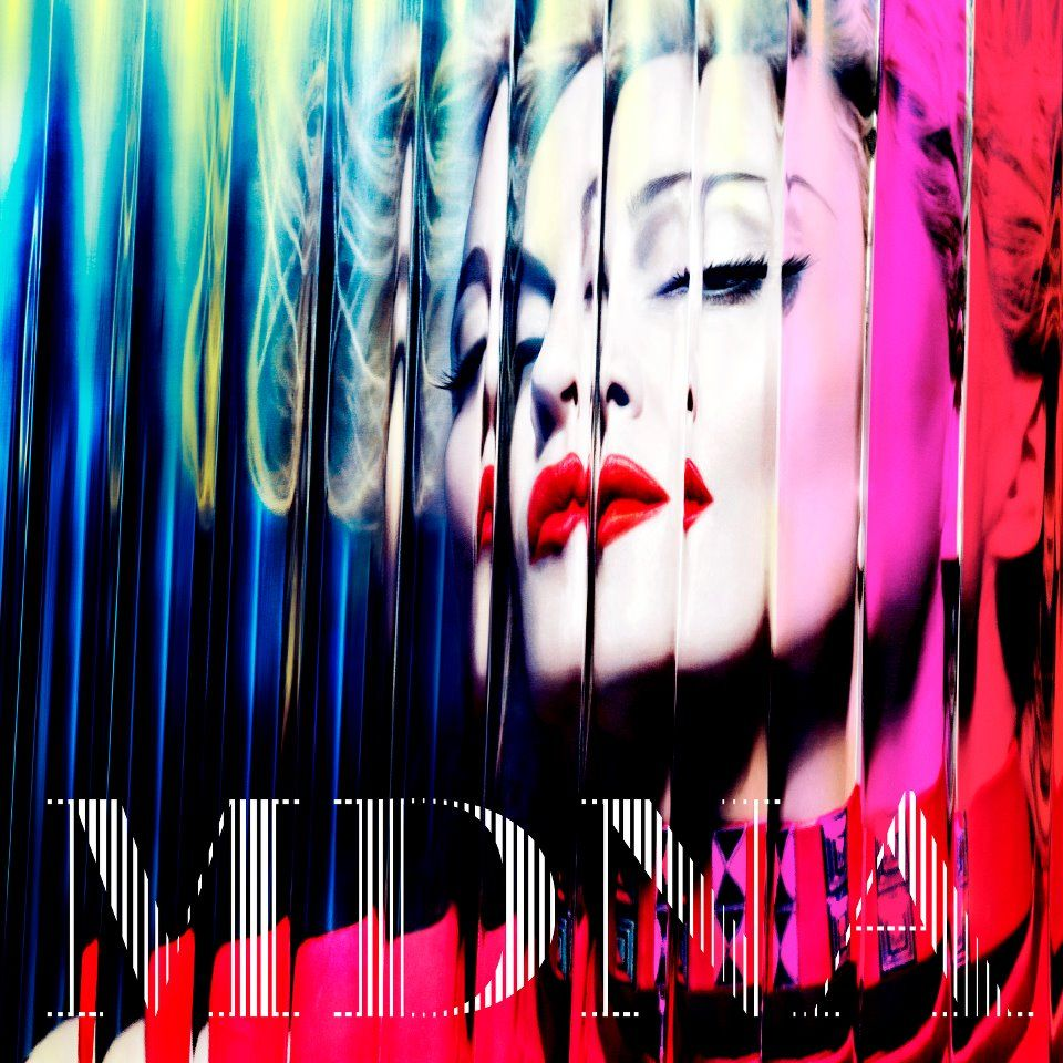 MDNA Deluxe Edition cover by Mert&Marcus