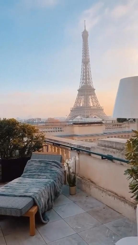 The Stunning Eiffel Tower in Paris