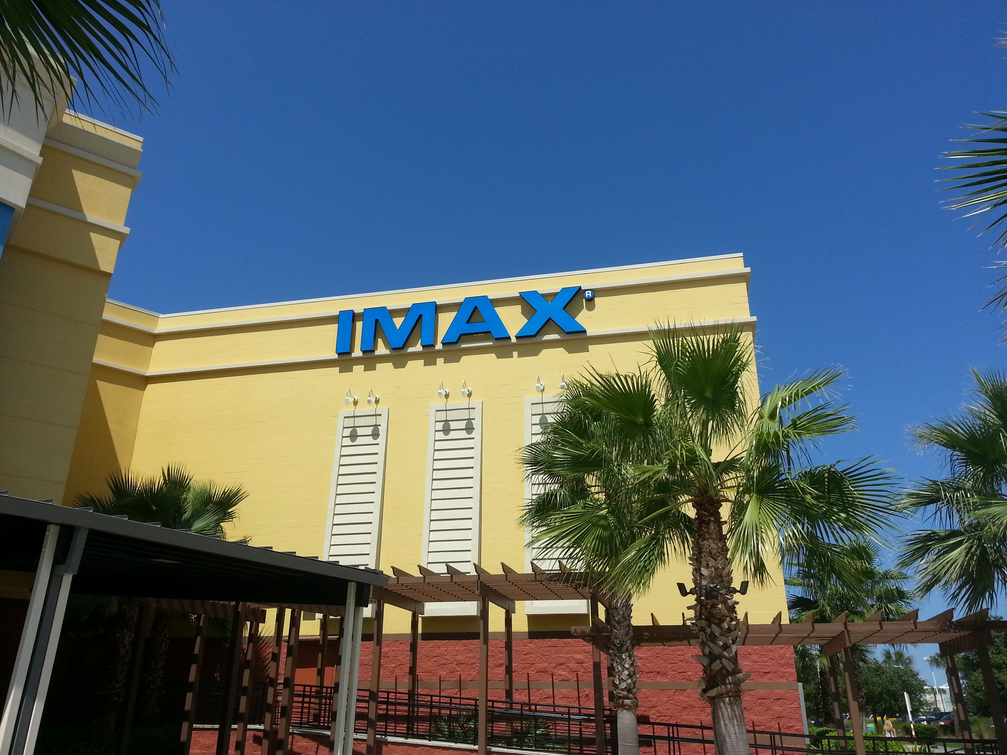 The Grand Movie Theater At Pier Park Imax Local Attractions Pcb