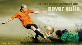 Inspirational Soccer Quotes 10 Inspirational Soccer Quotes That Will Kick You In The Balls .