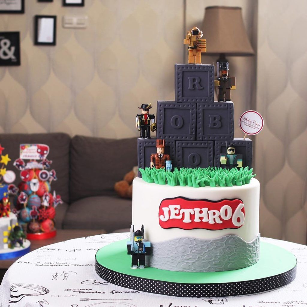 Best Roblox Cakes For Kids
