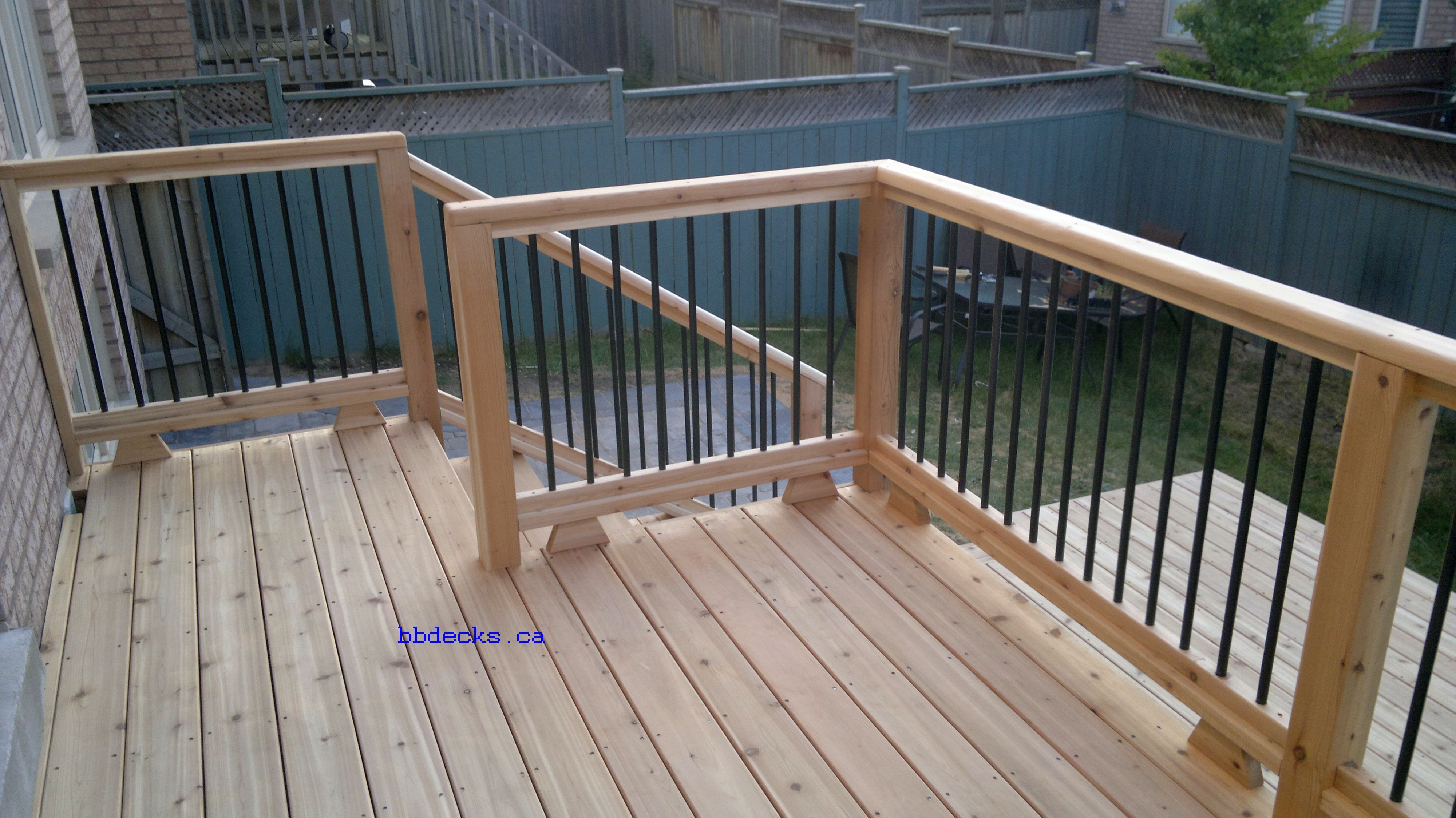 Best Metal Railings For Decks Rod Iron Railings February 7 400 x 300