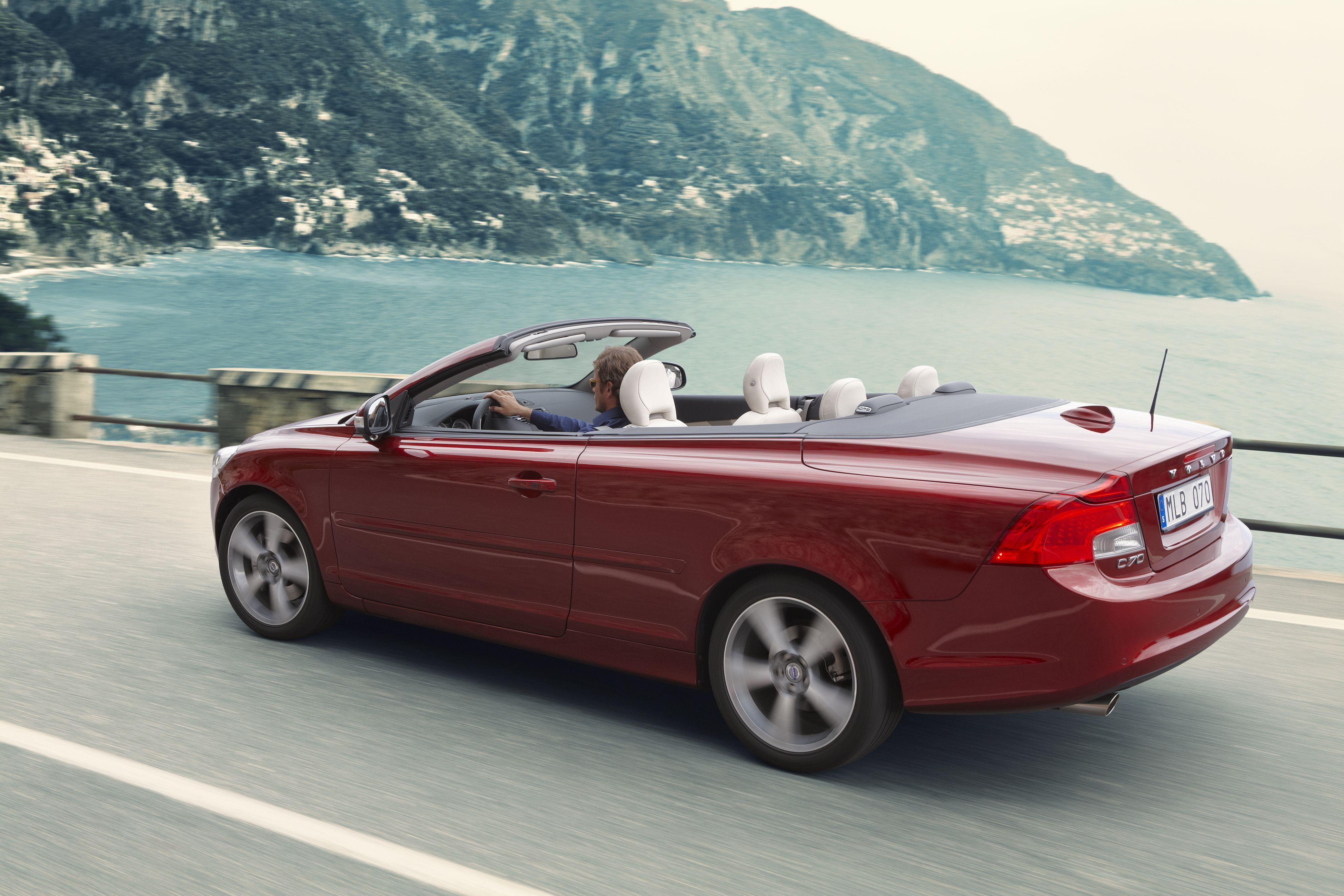 interior photos convertible and volvo review