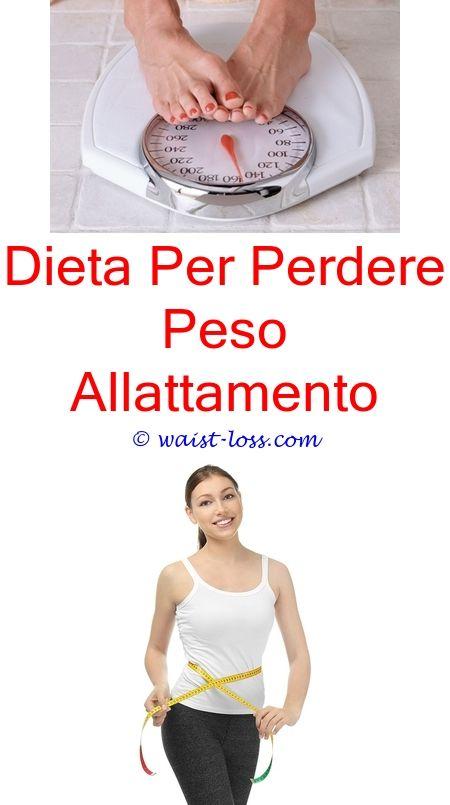 perdere peso in allattamento