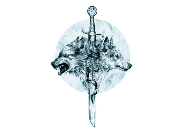Dire Wolf | Threadless Artist Shop