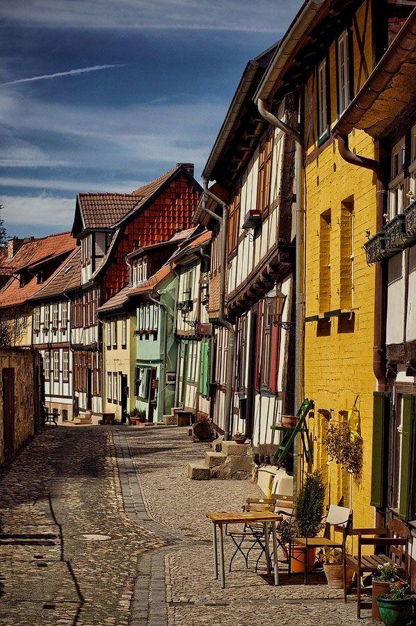 Quedlinburg (SachsenAnhalt) Germany Für Informationen