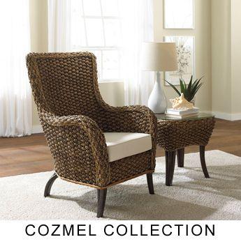 Rattan Living Room Chairs - Kaisoca.Com