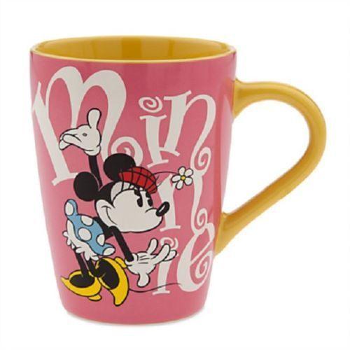 Keramik Tasse Disney Classics Mickey Mouse Kaffeebecher Minnie Mouse