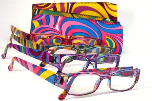 3065a829d7c colourful and funky reading glasses
