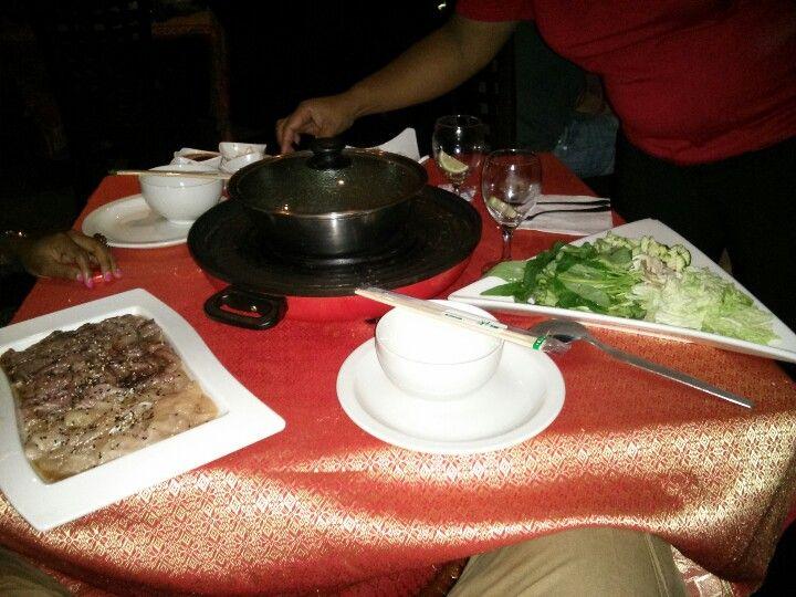 Thai self prep food - Moo kata