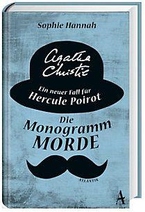 Die Monogramm-Morde Buch von Sophie Hannah portofrei - Weltbild.de