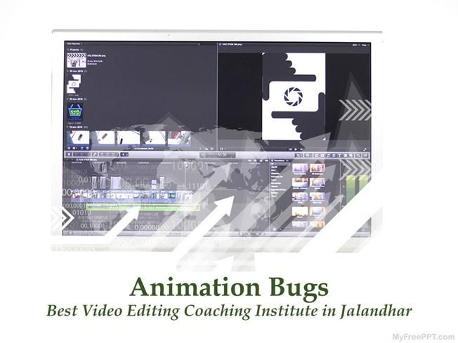Animation Bugs Is The Best Video Editing Coaching Institute In