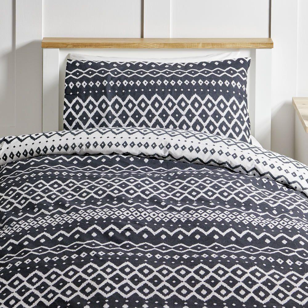 Wilko Tribal Duvet Set Single Image Duvet Sets Home New Homes
