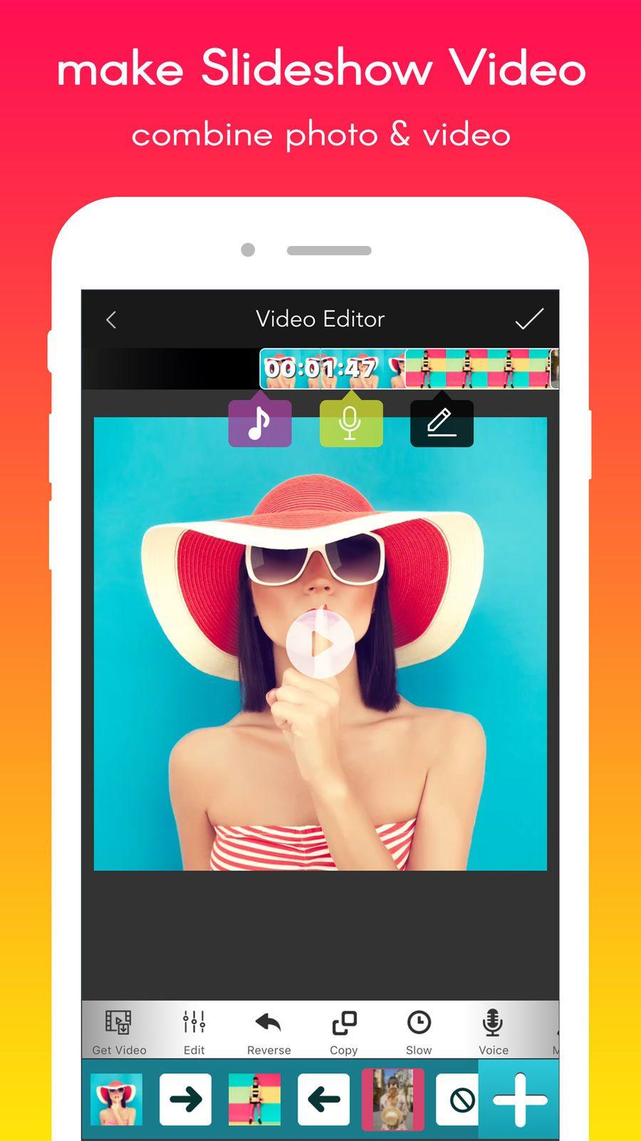 Video Editor - Editing Studio #Photo#Jin#amp#ios | Game Ios Watches