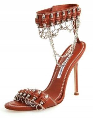 Sapatos Manolo Blahnik coleção primavera verão 2011