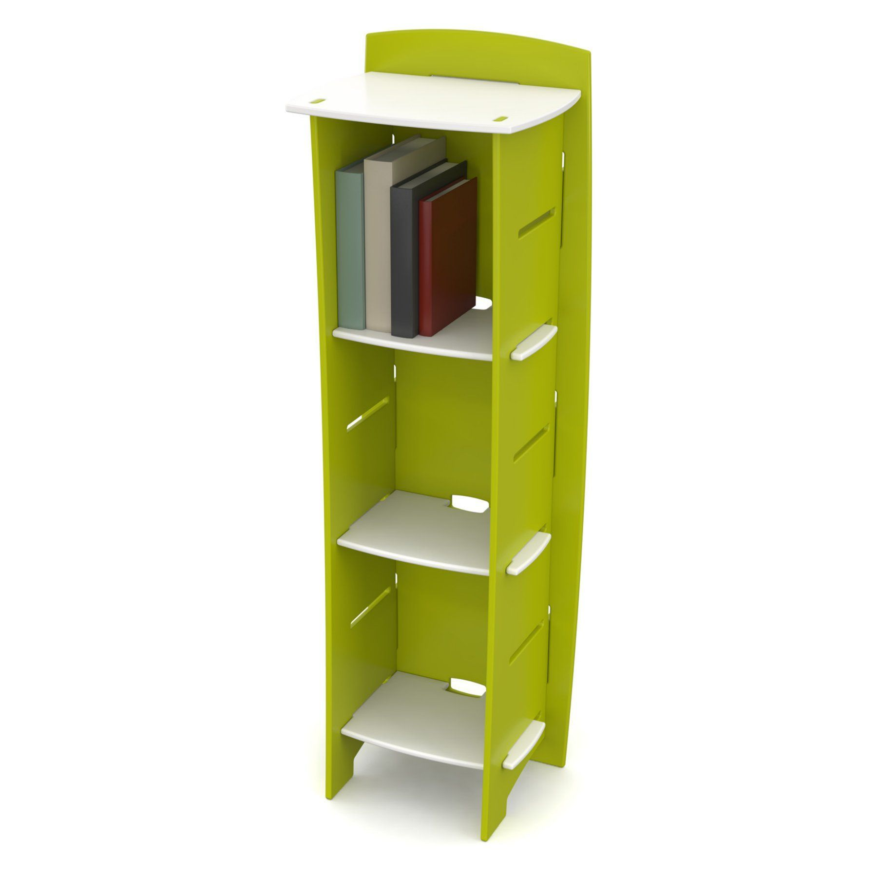 Legare Frog Adjustable 3 Shelf Bookcase