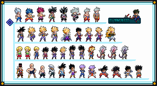 Extra Ultimate Lsw 10 By Mangal666 In 2019 Pixel Art Art