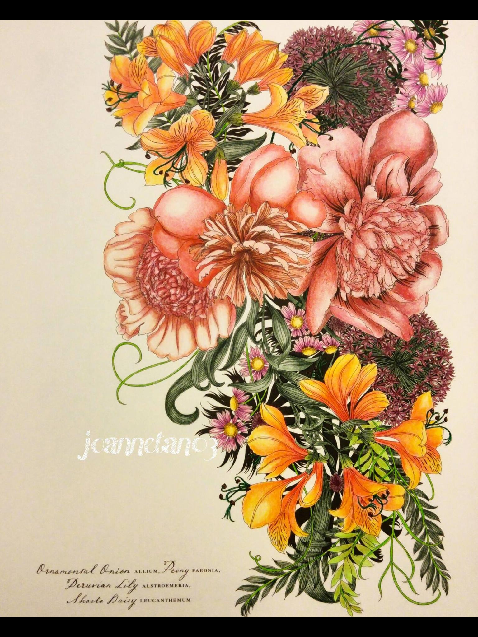 Pin de Happy Beppie en Color book floribunda   Pinterest   Flores y Arte