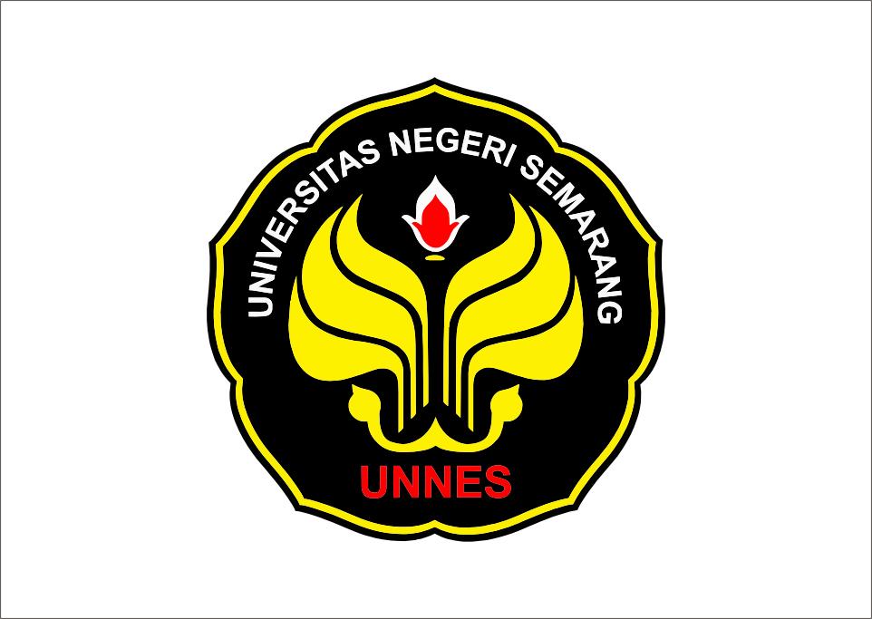 Logo Unnes (Universitas Negeri Semarang) Vector (Dengan