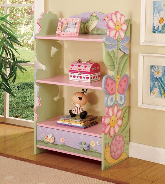 cute hand painted chairs for girls | Cute Kids Furniture ...