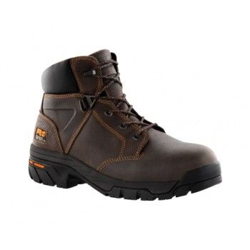 Timberland Pro Men's Helix 6 Inch Safety Toe Work Boots