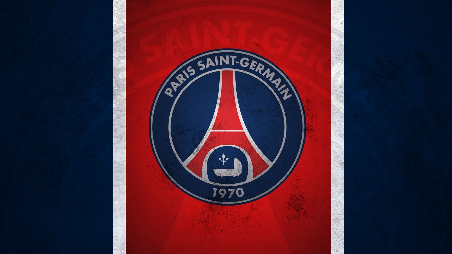 PSG Paris Saint Germain Logo Wallpaper