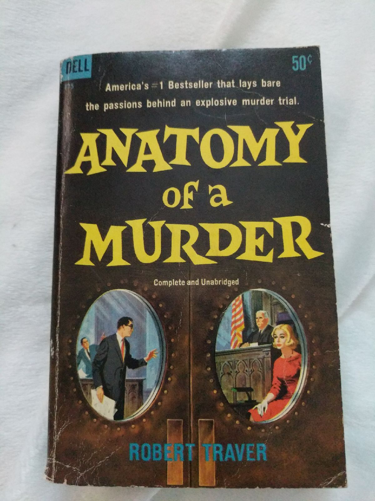 Vintage anatomy of a murderer paperback   Books Worth Reading ...