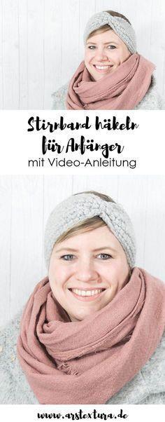 Photo of Anleitung für ein Stirnband ars textura – DIY-Blog