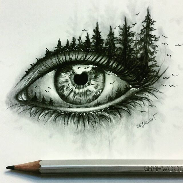 Favoloso disegni a matita occhi - Cerca con Google | tatoo | Pinterest  TV51