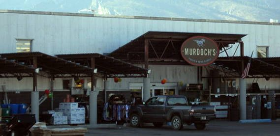 Murdoch S In Hamilton Mt A Place The Customer Is Always Met With Thanks Ranch House Hamilton Outdoor Decor