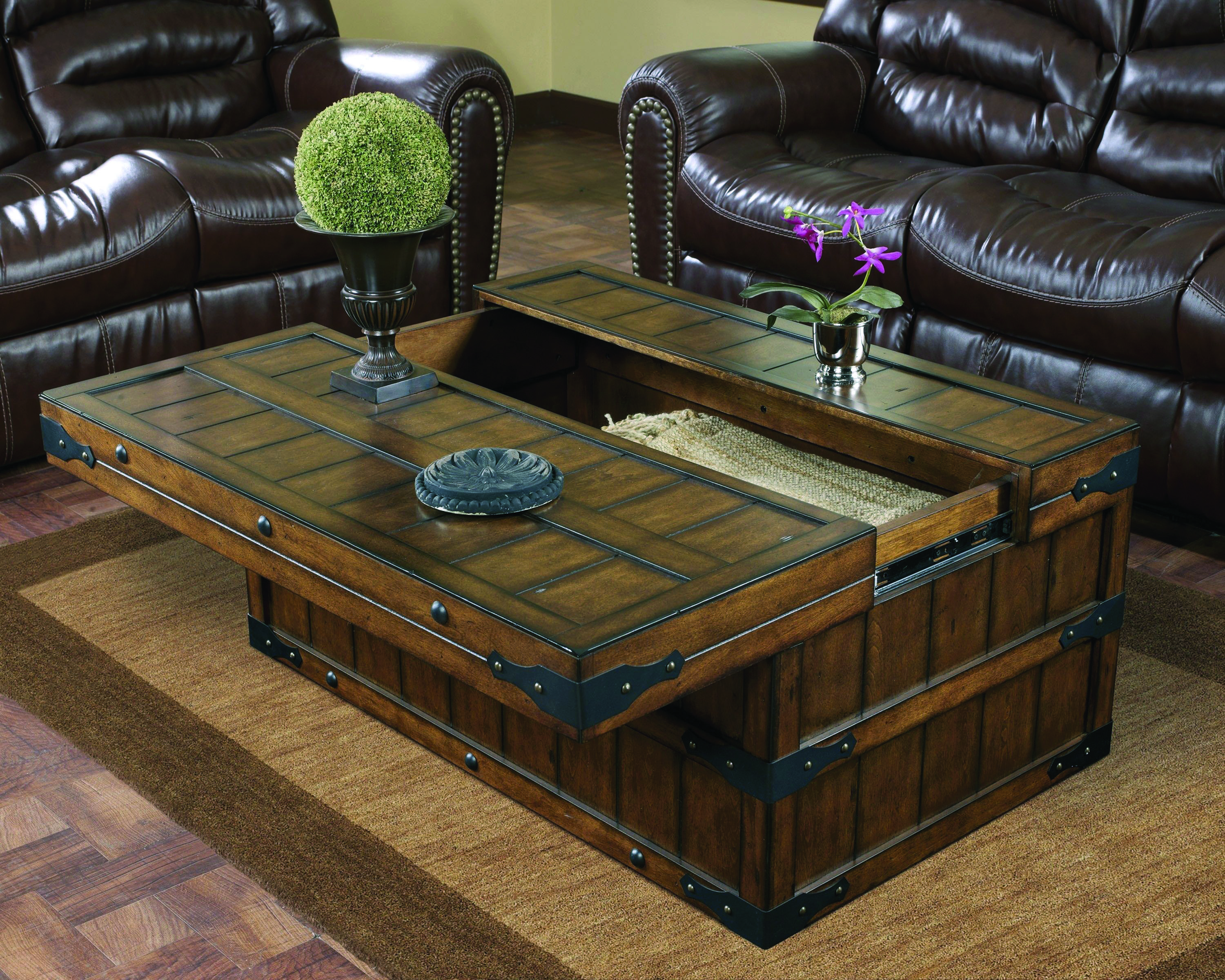 Awesome Coffee Table Ideas Wood Coffee Table Rustic Chest