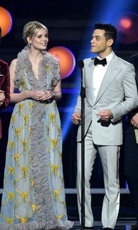 Pin By Mamma Mia On Lucy Rami Celebrities Celebrity Couples Queen Freddie Mercury