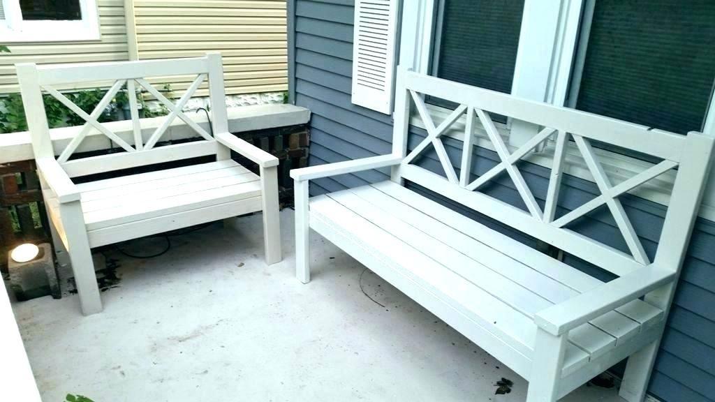 Pin By Alissa Mcgrath On Refurbish In 2020 Porch Furniture Diy