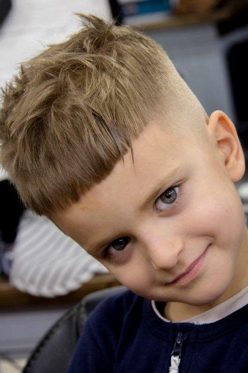 60+ Trendiest Boys Haircuts And Hairstyles | MensH