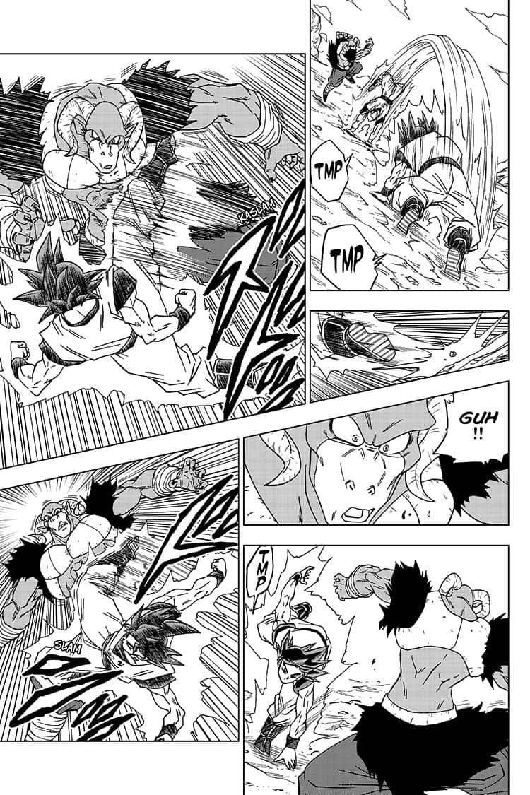 Dragon Ball Super Chapter 59 Online Free Manga Read Image 33 Dragon Ball Super Manga Dragon Ball Dragon Ball Super