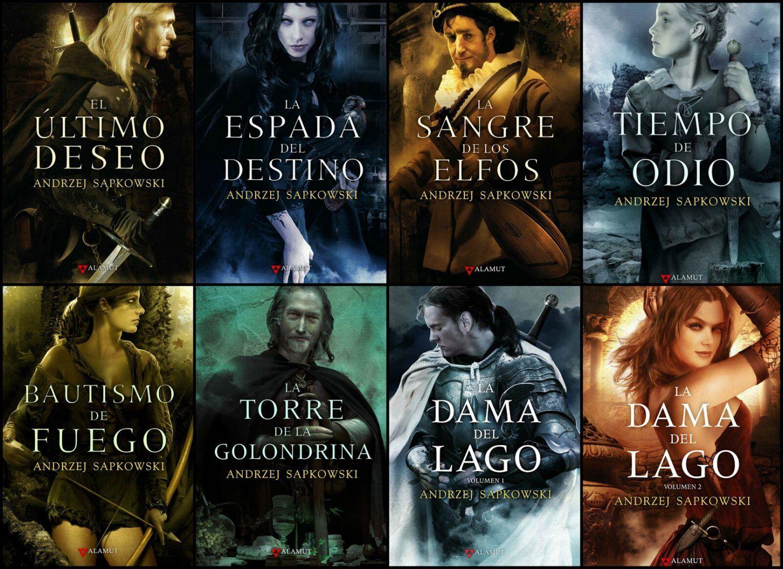 Orden De Lectura De La Saga De Libros De Geralt De Rivia Libros