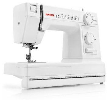 Amazon.com: Janome HD1000 Heavy-Duty Sewing Machine with 14 Built-In Stitches: Arts, Crafts & Sewing