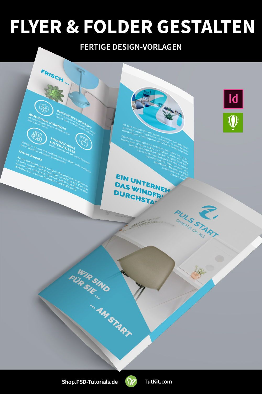 Flyer Und Folder Gestalten Fertige Design Vorlagen Herunterladen Flyer Vorlagen Fur Flyer Vorlagen