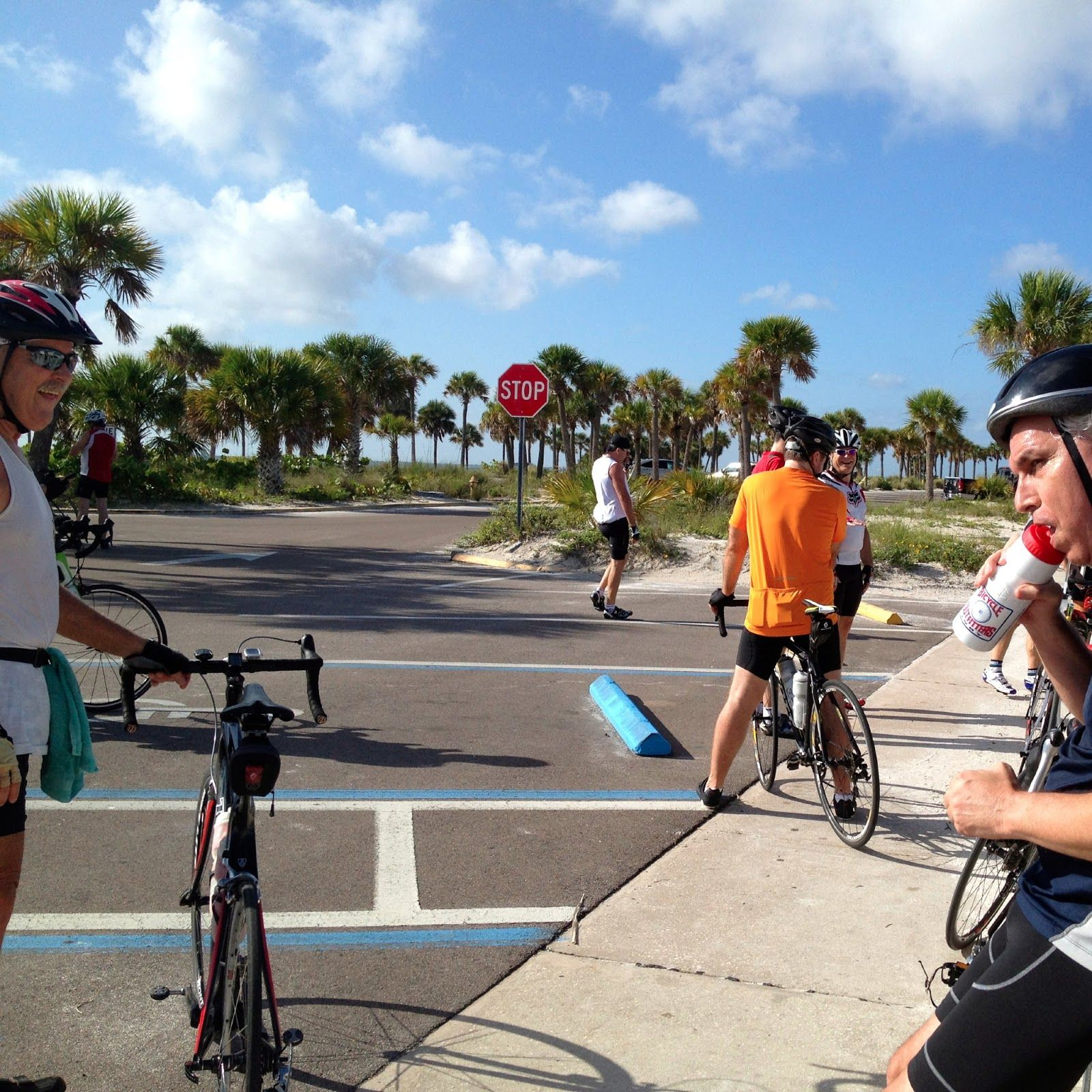 First Time In A Group Ride Bike Run Triathlon Riding