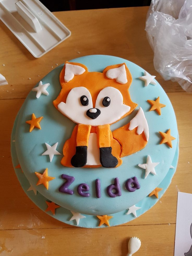 image result for fox cake fuchs kuchen kindergeburtstag essen geburtstagstorte
