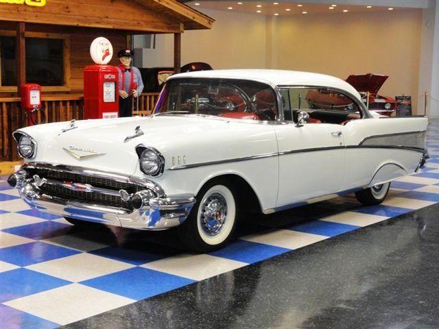 1957 Chevrolet Bel Air Hardtop Chevrolet Bel Air American Classic Cars Classic Cars Muscle