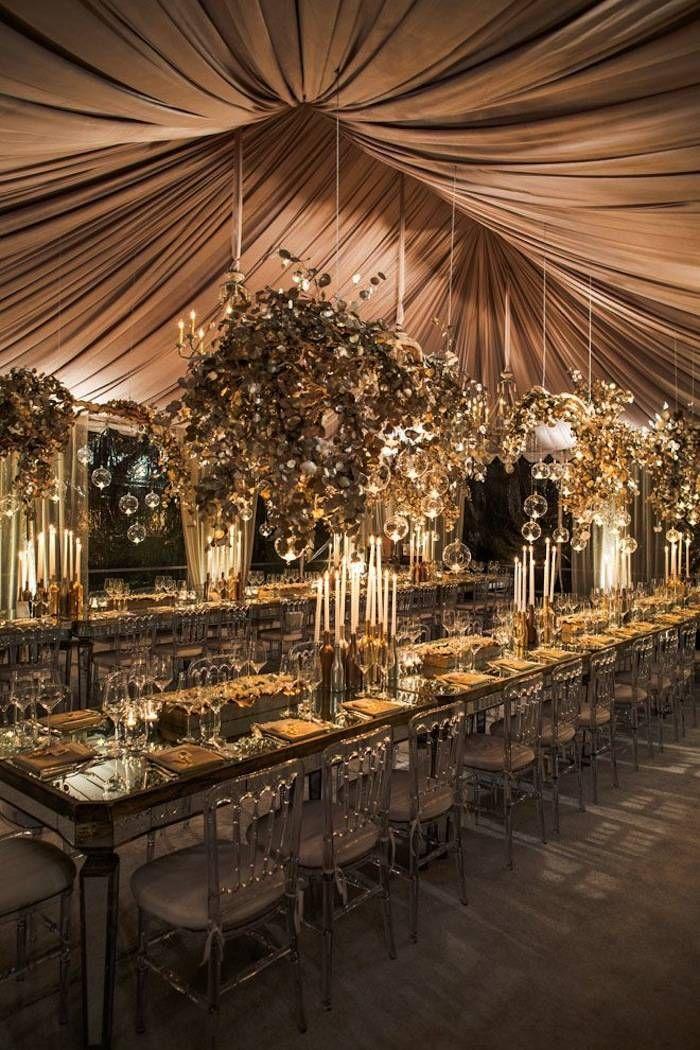 Glamorous Wedding Reception Tips On Style Modwedding Glamorous Wedding Glamorous Wedding Inspiration Wedding Reception