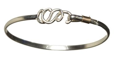 ST. SIMONS bracelet. A must have! Sterling silver, a keeper! I wear mine all the time! $65.00. Great gift!