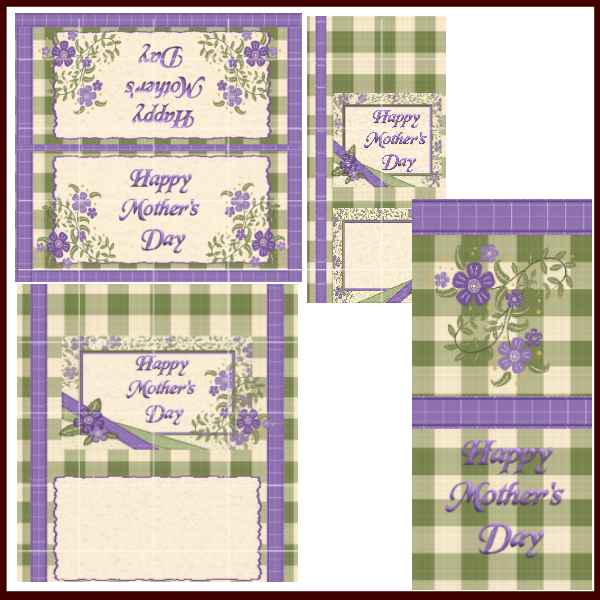 Mother's Day Purples Mini Set -you can purchase