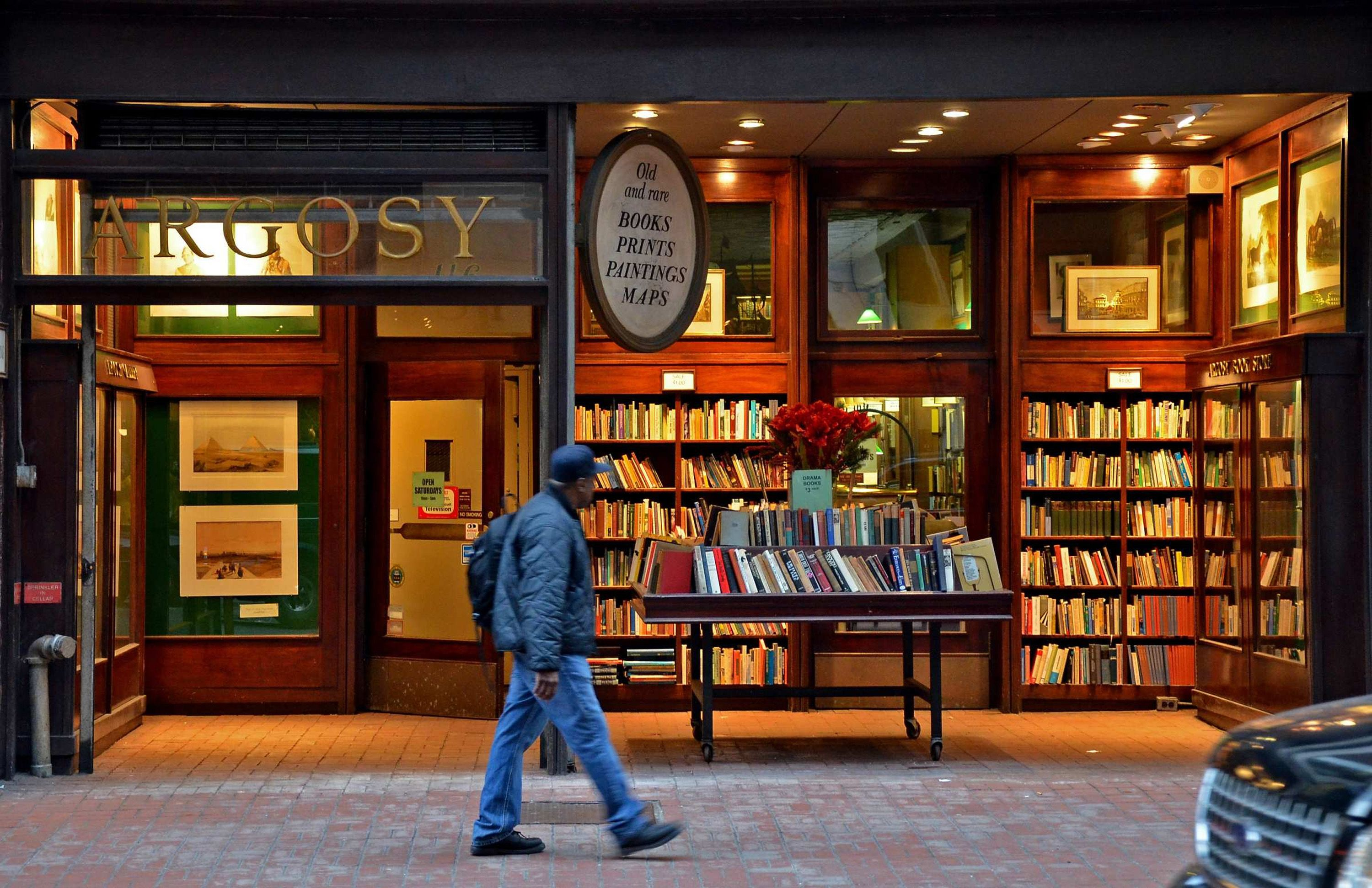 top lists nycs best antiquarian bookstores