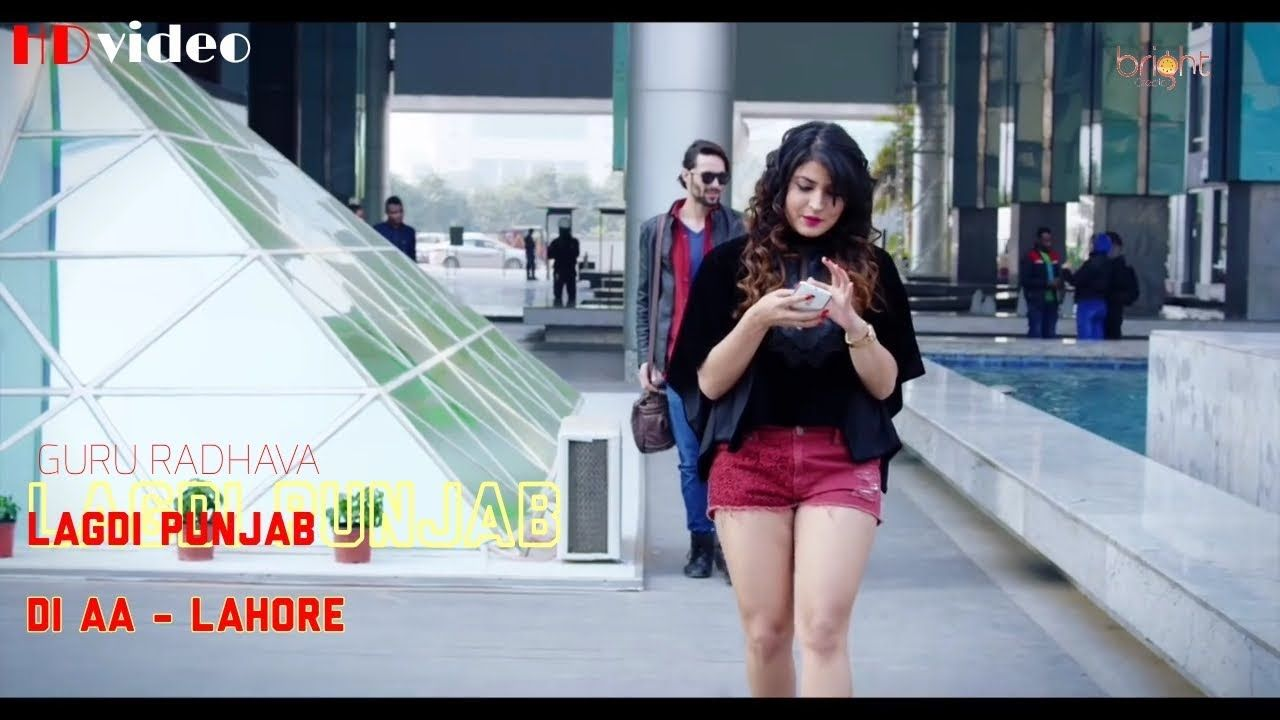 O lagdi Lahore di aa |mix video | lahor new song | guru