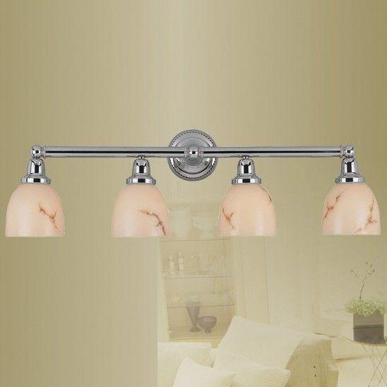 Classic 4 Light Bath Vanity Light