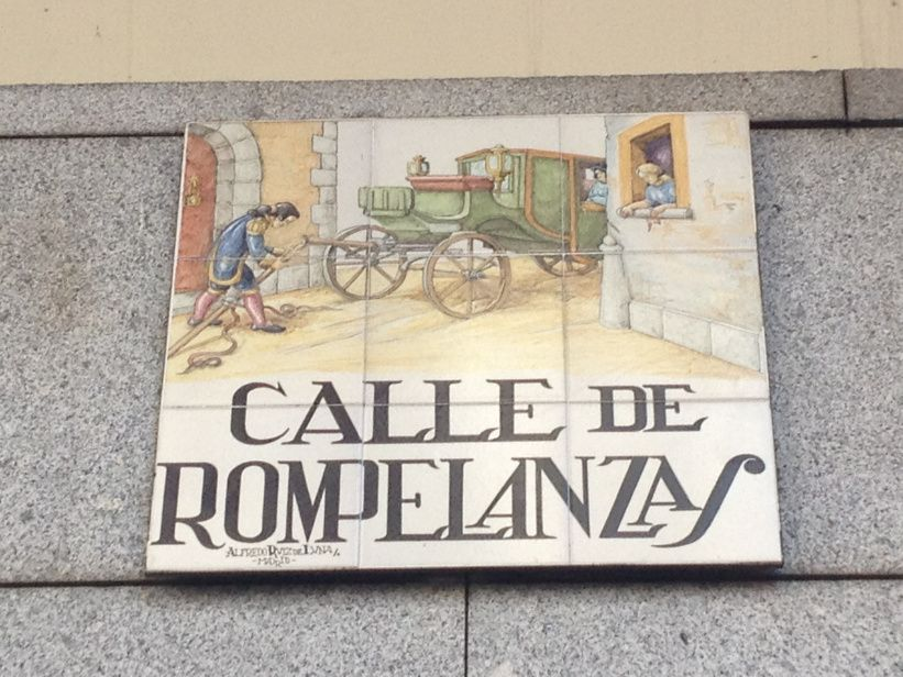 Lugares con encanto de Madrid instagramers